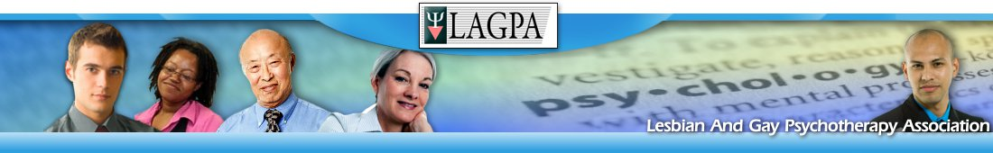 Lesbian & Gay Psychotherapy Association Los Angeles & Southern California